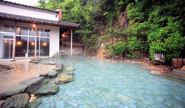 久美浜温泉 湯元館